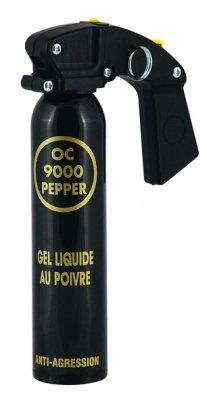 Gaz pieprzowy ciężki żel  OC-9000, 300ml