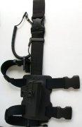 Kabura taktyczna do pistoletu Glock 17