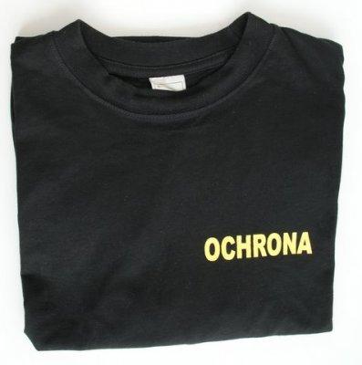 Koszulka T-shirt z dwoma napisami