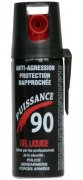 Ręczny miotacz gazu CS, żel 50ml